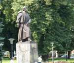 Adam Mickiewicz Monument - Gliwice pictures