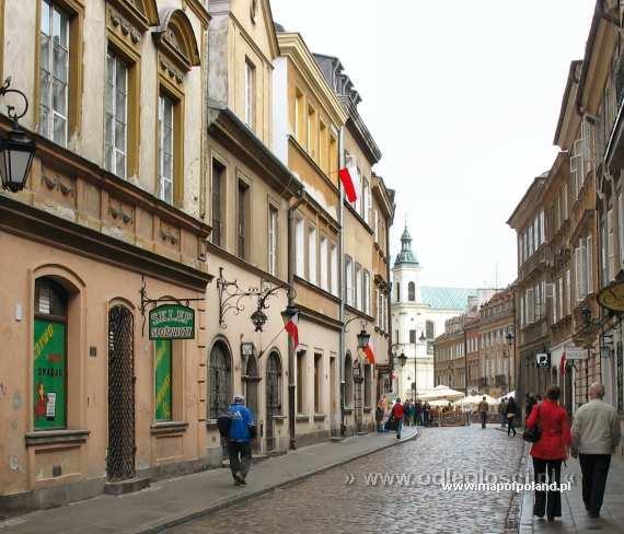Backpage Warszawa