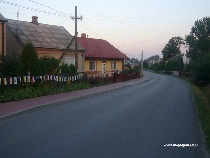 Zeromskiego Street - Olesnica pictures. Map of Poland, Olesnica ...